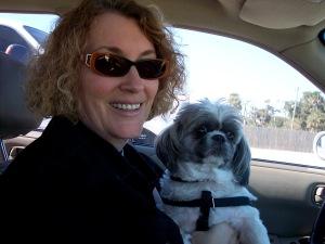 Sheila and Beau Bike Week Daytona 2010