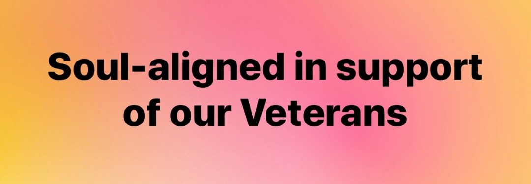 In support of our Veterans