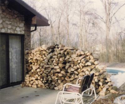 Boaz house dad built 1983
