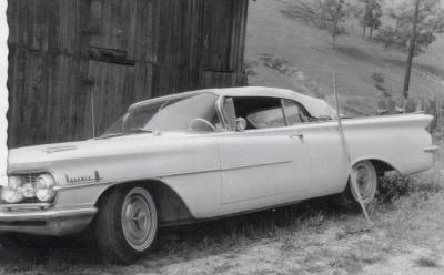 Dads first car