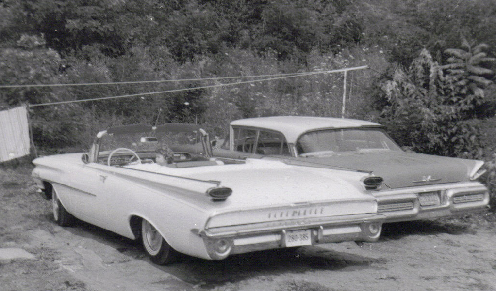 First cars 1964