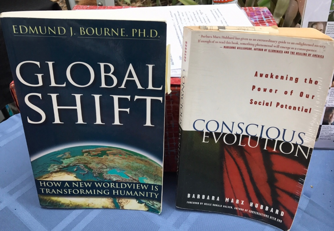 Global Shift and Conscious Evolution